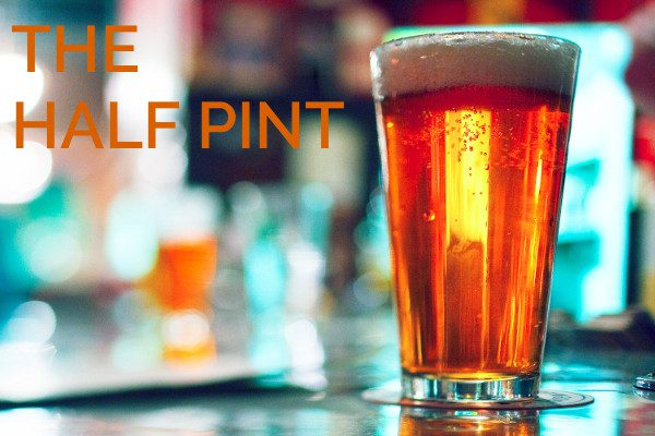 The Half Pint 23-04-2017